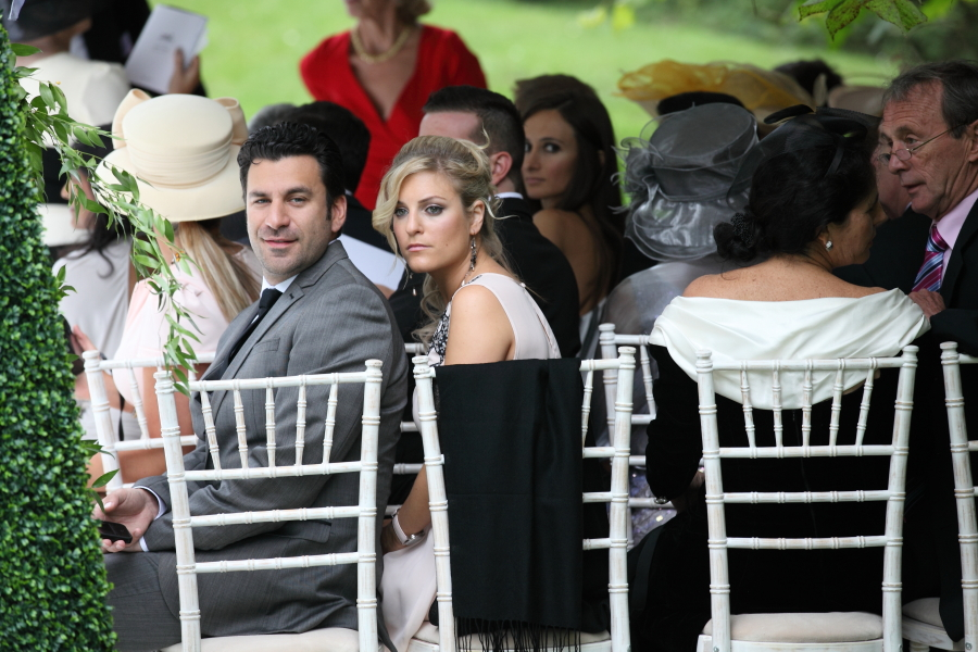 weddings guests, ceremony, dromoland weddings