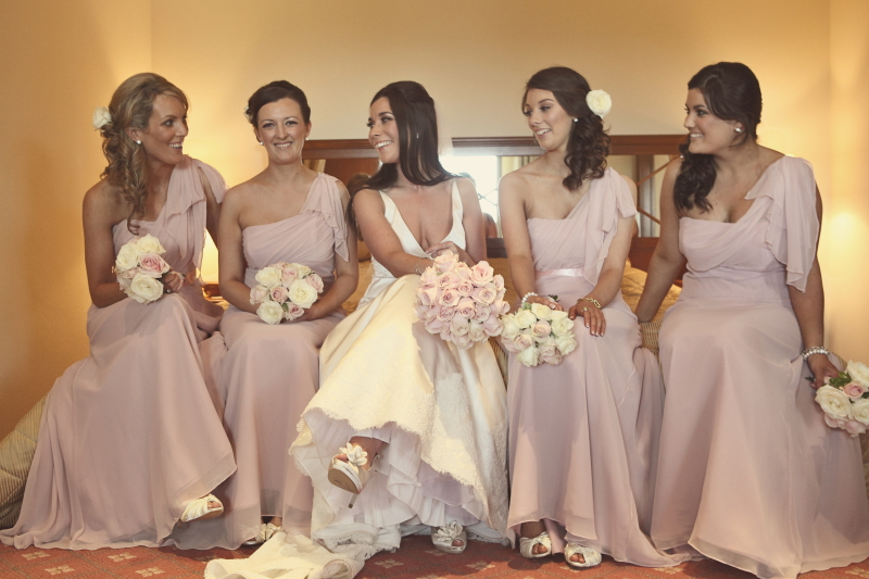 flowers, bridesmaids, bridal