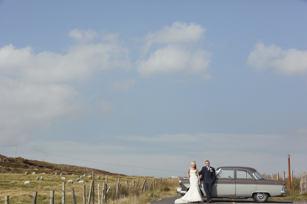 A New Year's Eve Proposal Led To A Destination Wedding In Kerry