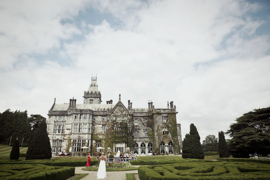 castle weddings ireland
