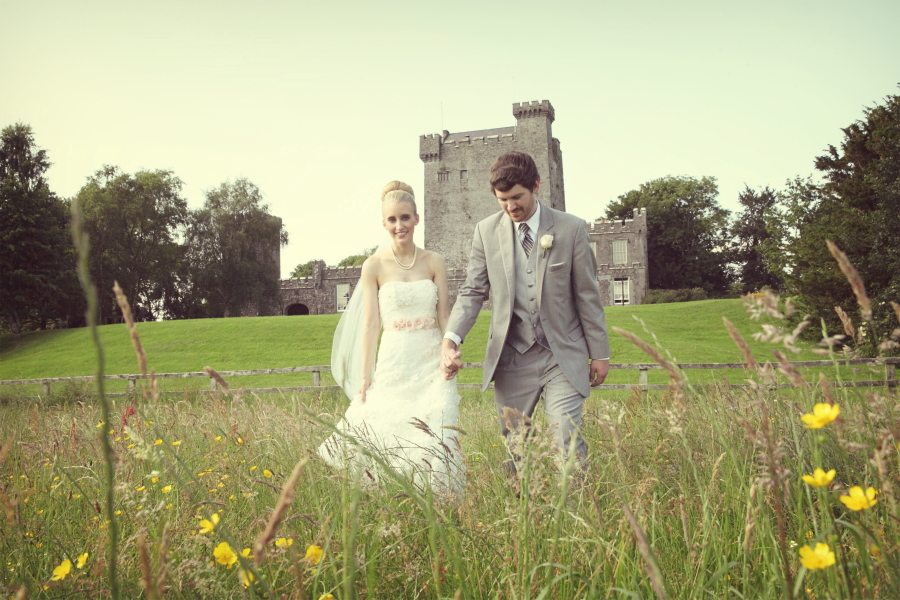 Castel Weddings ireland - knappogue castle