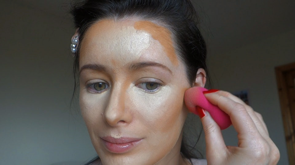 Contouring Guide For The Bride To Be