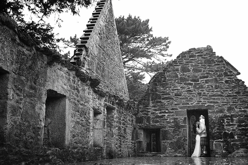 Why Marry In Ireland? It Was A Love Of The Finer Things!