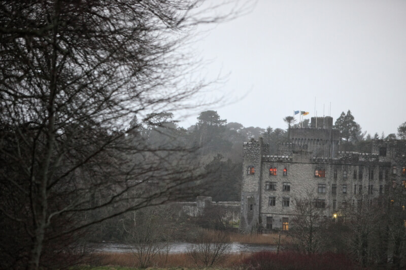Our Dream Winter Wedding At Ashford Castle
