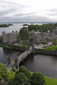 Ashley & Brody's Elegant Wedding At Ashford Castle