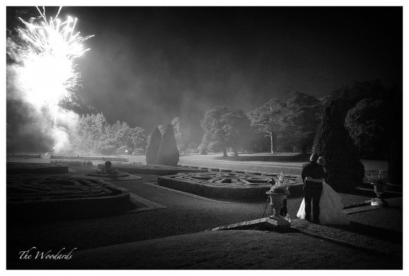 Firework display for your wedding