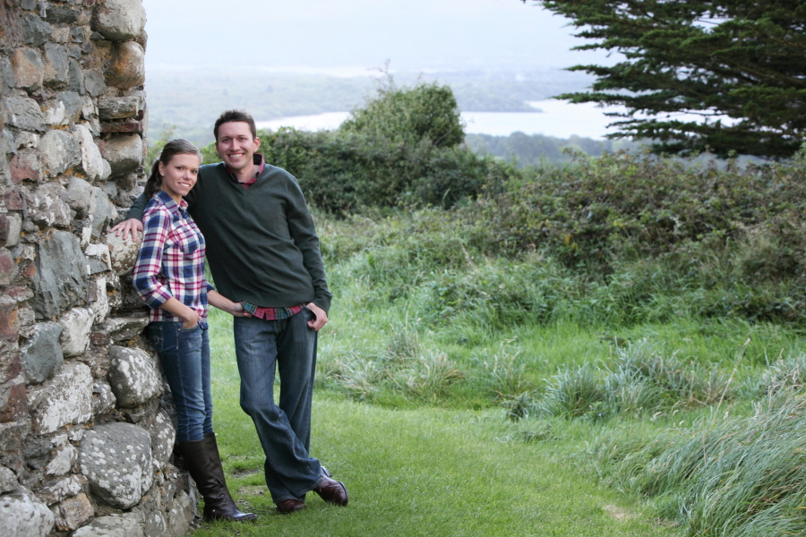 Destination Wedding Proposal On Ireland's West Coast