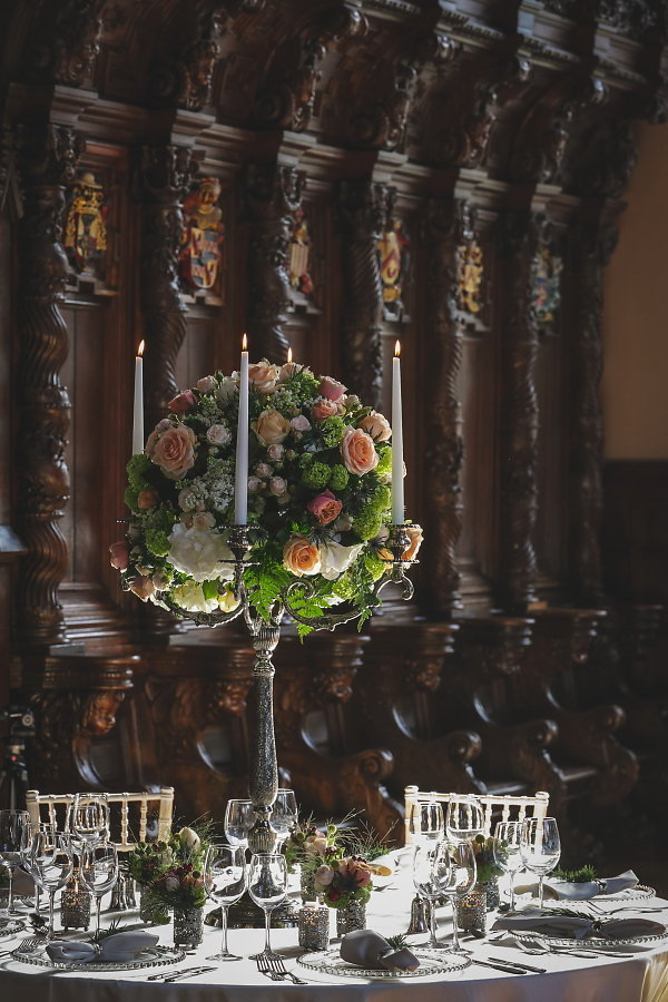 Table Ideas For Your Fall Wedding Reception