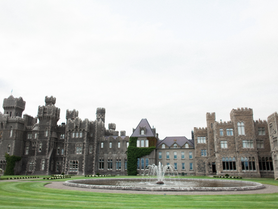 Ashley & Brody's Ashford Castle wedding