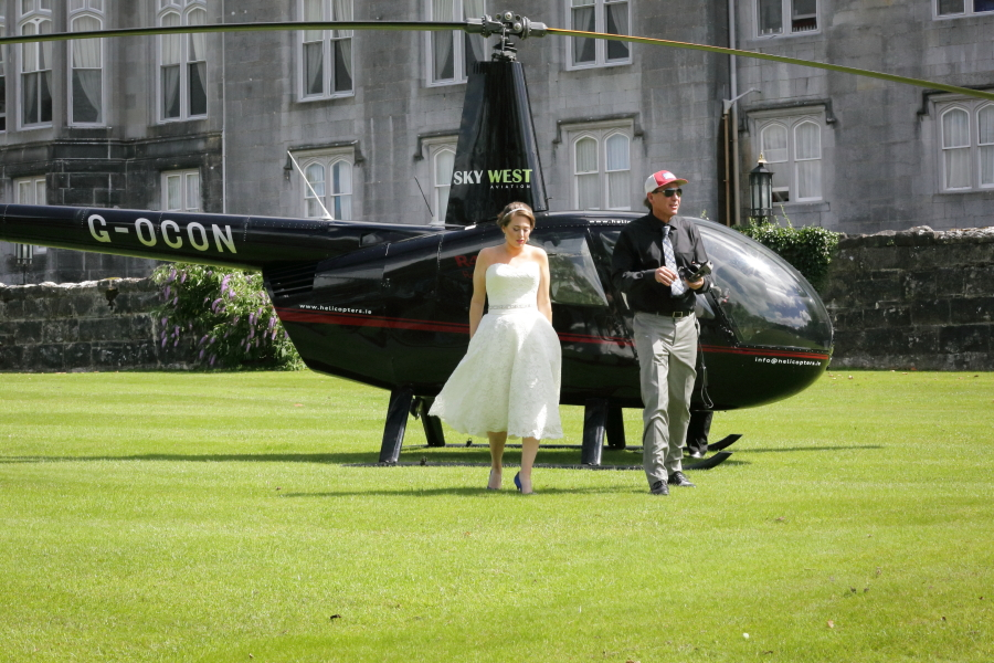 Planes, Trains And Automobiles For Your Irish Wedding