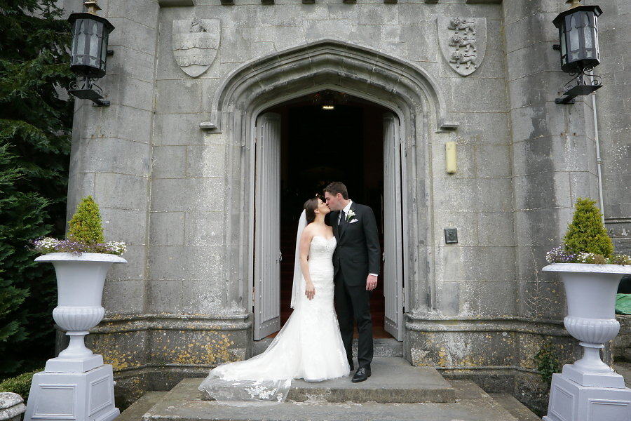 Wonderful Destination Wedding Dromoland Castle