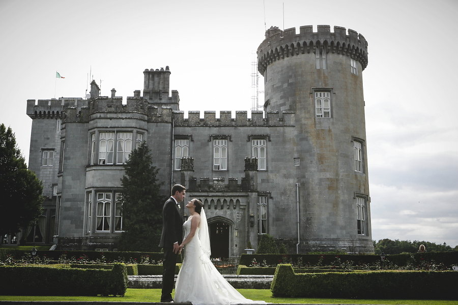 Wonderful Destination Wedding ,Dromoland Castle