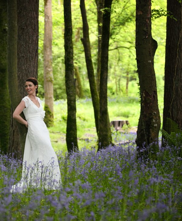 wedding ideas ireland bluebells and a beautiful in ireland west coast 27948