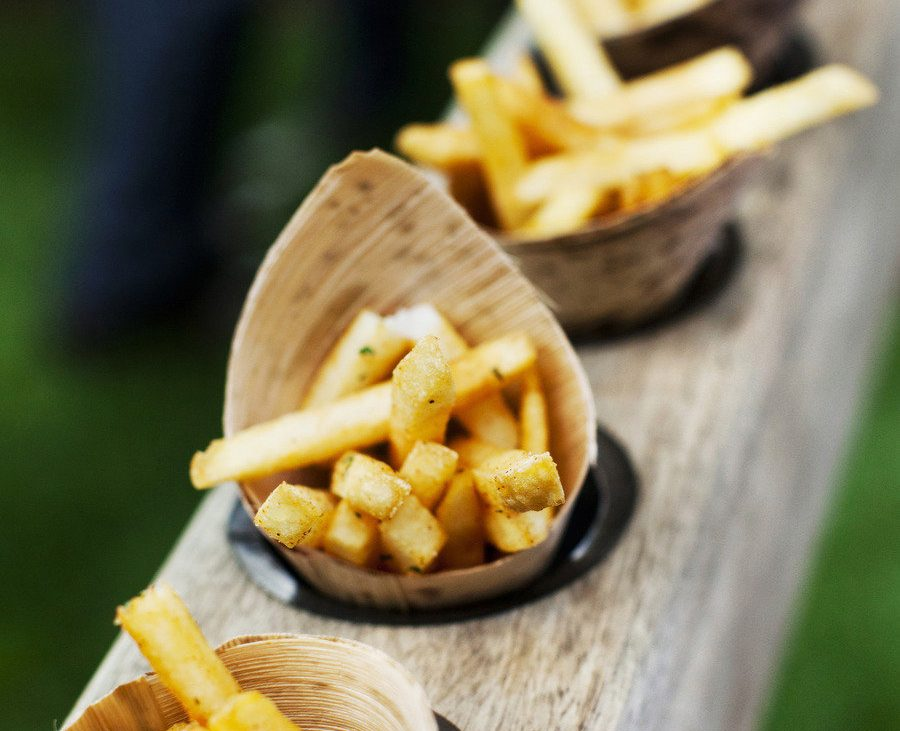 French-Fry-Cones