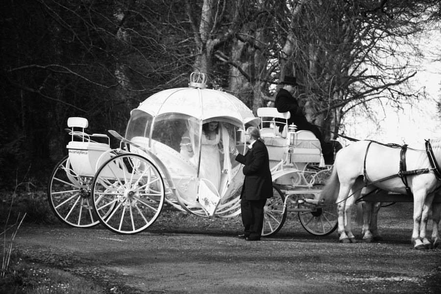 Wedding Transportation- How will you get there?