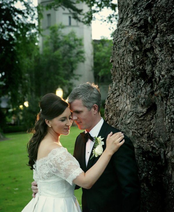 A June Wedding At The Beautiful Dromoland Castle
