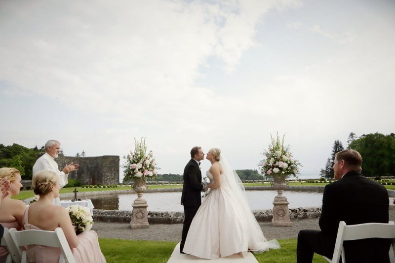 Romance And Luxury Ashford Castle Has It All West Coast Weddings Ireland