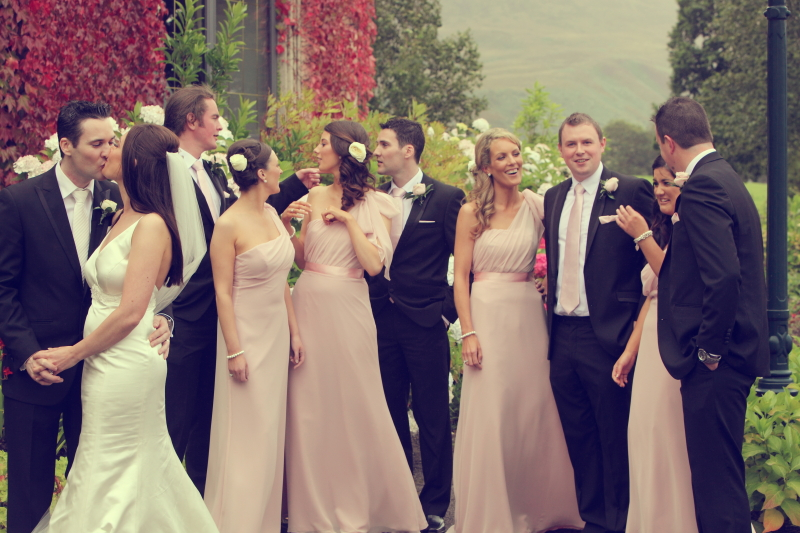 Blush For Your Bridesmaids!