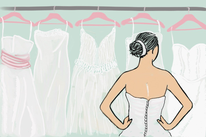 What To Remember When Shopping For The Perfect Wedding Dress