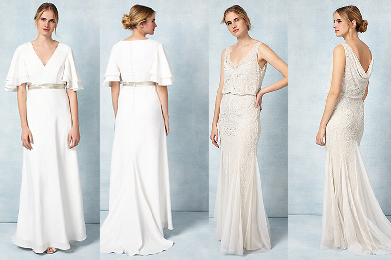 Glorious High Street Bridal Wear On The Rise