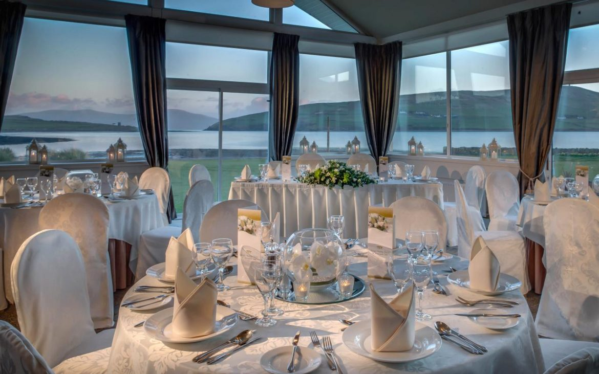 Winter Weddings At The Stunning Dingle Skellig