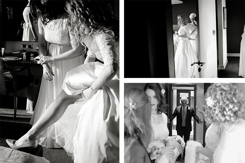 A Real Wedding At The Luxurious Aghadoe Heights