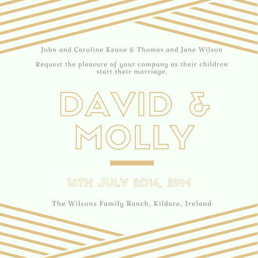 Top Tips On The Wording For Your Wedding Invitations