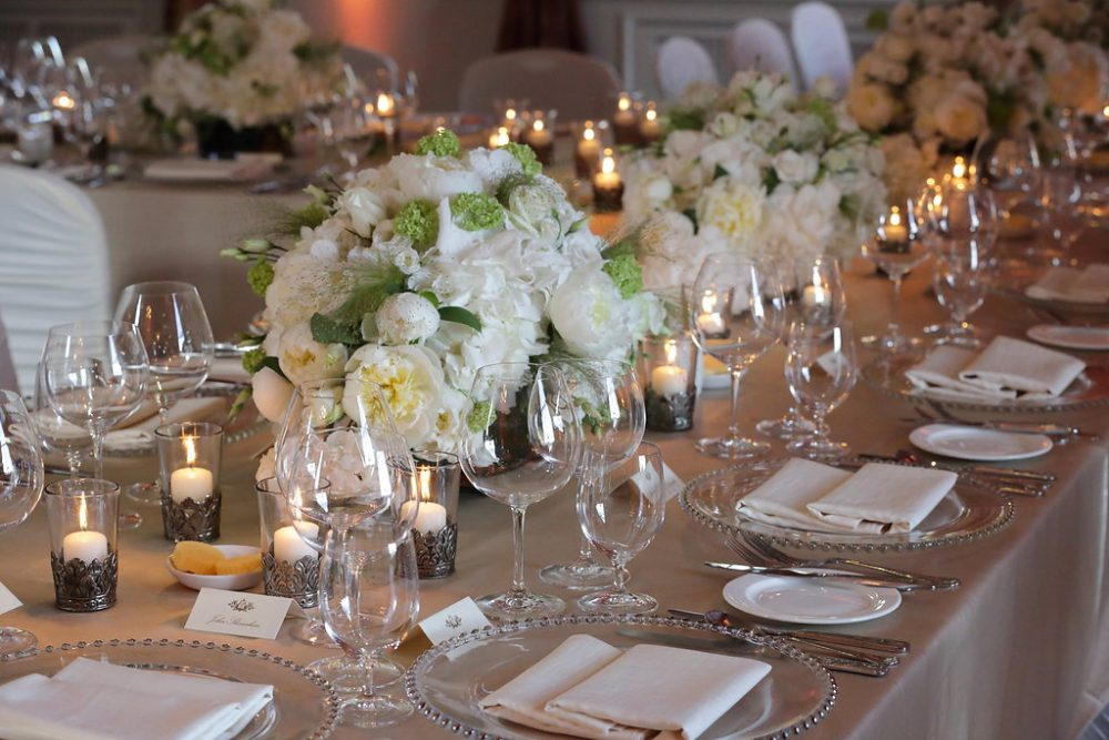 Fantastic Tips For Styling A Beautiful Wedding Reception West