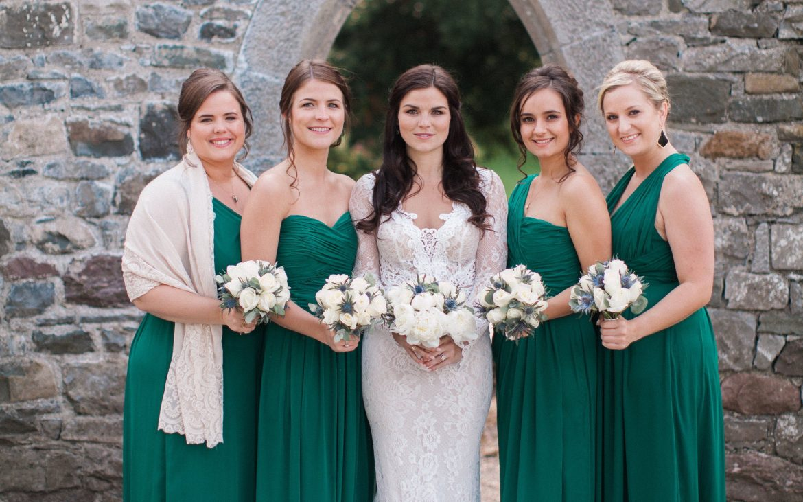 Top tips for an absolutely stylish bridal party west coast for that quirkynovel wedding dress your bridesmaids in different styles colours while the mismatched bridesmaid dresses will evolve into a number of ombrellifo Choice Image